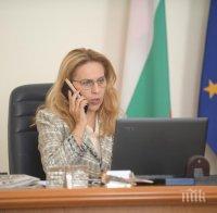 Хотелиерите подкрепиха Марияна Николова за 9% ДДС за лифтовете