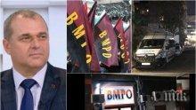 Искрен Веселинов за погрома над сградата на ВМРО:  Факла едва не ни изпепели! Ако Джамбазки е хвърлил бомбичка, се е защитавал от македонистите около Сидеров