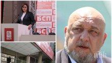Красен Кралев свали маската на БСП: Отричаха коронавируса, горяха маски и твърдяха, че е световна конспирация
