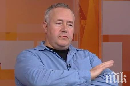 Харалан Александров: Лансирането на тезата, че няма вирус, доведе до днешната ситуация. Ген. Мутафчийски беше атакуван