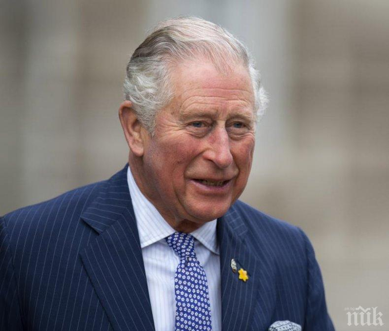 Принц Чарлз отваря дворците за посетители