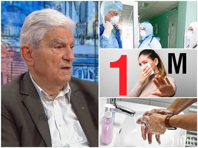 САМО В ПИК! Академик Богдан Петрунов с добри новини: В крайната трета фаза на изпитване са 13 ваксини