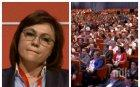 РАЗКРИТИЕ НА ПИК: Корнелия Нинова вкара БСП в нов капан - СГС на два пъти отказа да регистрира новото ръководство на партията