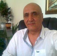Насред битката с COVID-19: Атакуваха колата на шефа на Тубдиспансера във Враца