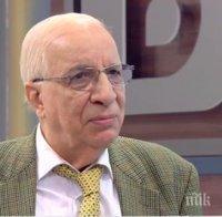 ТЪЖНА ВЕСТ: Почина светилото на кардиологията проф. Александър Чирков