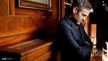 Ръсел Кроу обяви за продажник Джордж Клуни