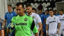 """Вратарят на """"Славия"""" Георги Петков се отърва от сериозна контузия. Ето колко дълго се очаква да бъде извън игра"""
