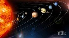 СЕНЗАЦИЯ! Планетите в Слънчевата система останаха осем