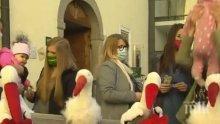 Пет сервитьорки в австрийска бирария забременяха по едно и също време