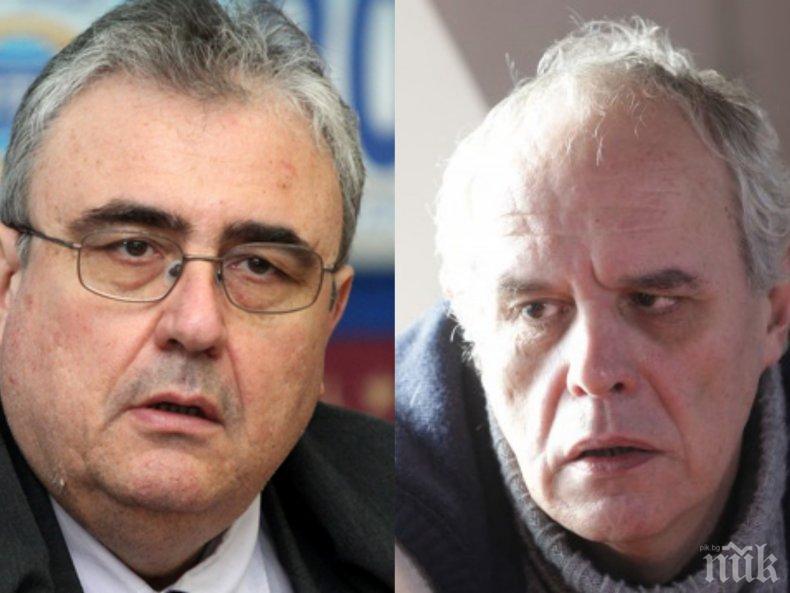 ОСТЪР СБЛЪСЪК: Огнян Минчев отсече: Всяко изказване на хора като Райчев и Мангъров демобилизира огромен брой хора! Няма нищо по-безочливо от флиртуването със страданието и смъртта