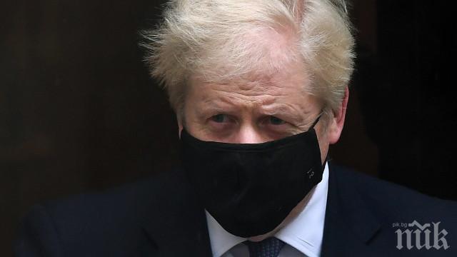 Борис Джонсън одобри облекчаване на ограничителните мерки заради коронавирус във Великобритания