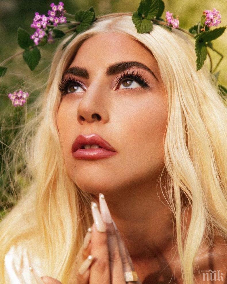 ОТНОВО ЗАЕДНО: Лейди Гага и Брадли Купър снимат мистика