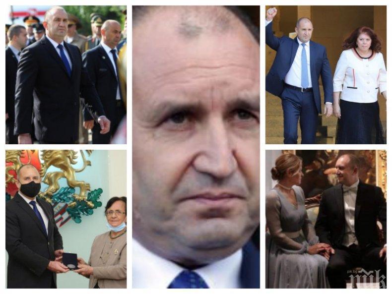 ИВА НИКОЛОВА: Румен Радев аут заедно с президентството си за 7,5 млн. лв.! Никой няма нужда от безделник срещу 15 бона държавна пара