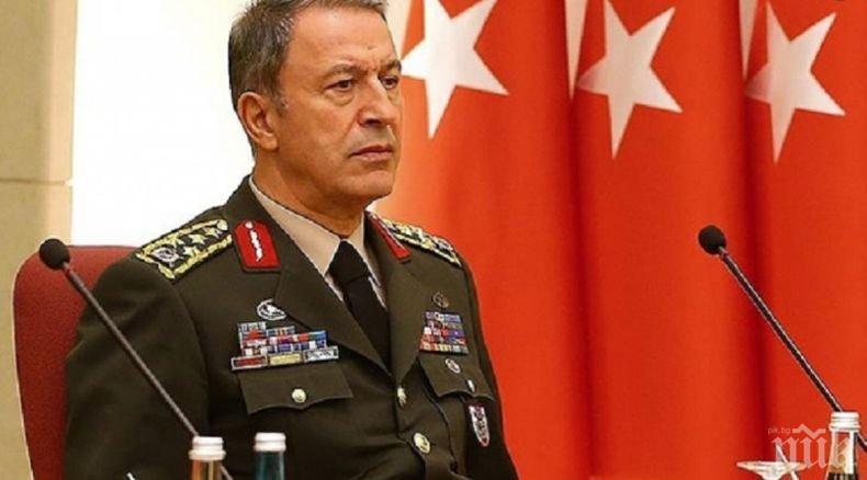 Турски военни ще работят в наблюдателния център в Азербайджан