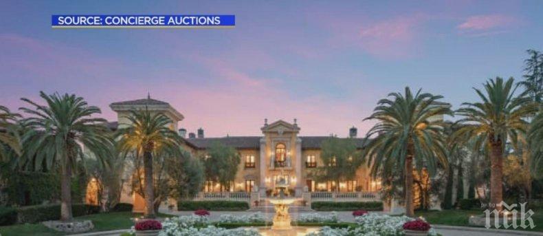 Вижте най-скъпото имение в Бевърли Хилс (СНИМКИ)