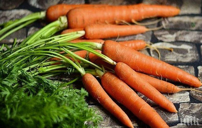Морковената диета ще ви помогне да свалите 10 кг за една седмица
