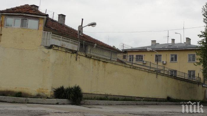 COVID-19 влезе и в затвора на Пловдив, осъден е в тежко състояние