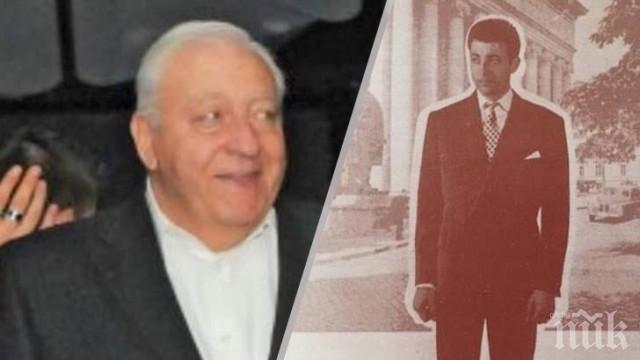 ТЪЖНА ВЕСТ: Почина първият български манекен Сашо Йорданов