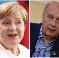 Георги Марков: Госпожо Меркел, спомнете си 1989 г.! Вето срещу неолибералните изнудвачи
