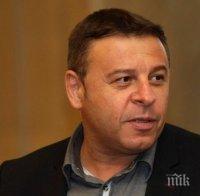 УДАР: Комисията на Цацаров наложи санкции на бившия кмет на Благоевград Атанас Камбитов за близо 100 бона