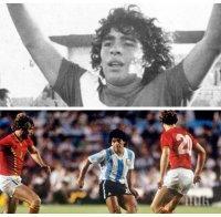IN MEMORIAM: Златното момче на футбола Диего Марадона се бореше с алкохола и наркотиците (ВИДЕО)
