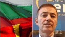 ГОРЕЩА ТЕМА: Андрей Ковачев размаха пръст на Северна Македония: Мислеха си, че сме им в кърпа вързани