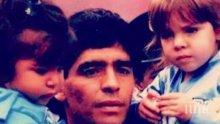 Диего Марадона - официално баща на осем деца