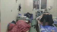 Жената с два инсулта, която чака 4 дни линейка, продължава да се бори за живота си