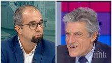 Политолози с остър анализ за последствията от кризата: Опозицията да престане да бърка проблемите на България с проблемите на ГЕРБ. Управлението върви въпреки пропагандата