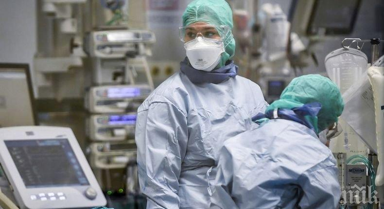 ЧЕРЕН ДЕН: Вирусът уби още 8 души в Хасковска област