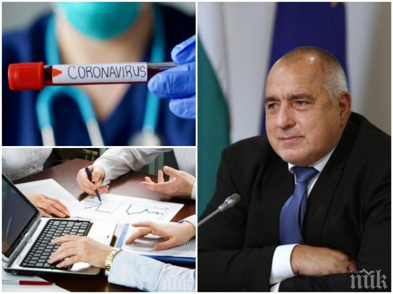 ПЪРВО В ПИК! Премиерът Борисов с голяма новина за бизнеса по време на пандемията. 511 млн. евро в подкрепа на икономиката!