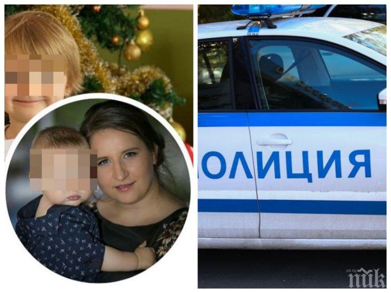 НЕ Е ЗА ВЯРВАНЕ: Ето как се държи в ареста Кристина, която закла двете си дечица в Сандански