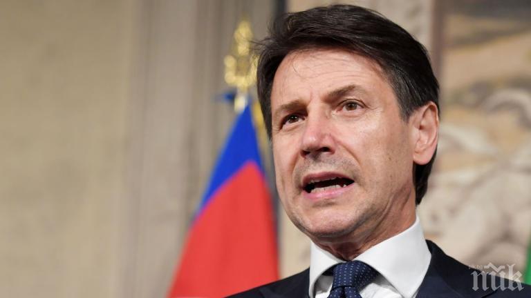 След 9-часово заседание: Камарата на депутатите гласува вот на доверие на Джузепе Конте