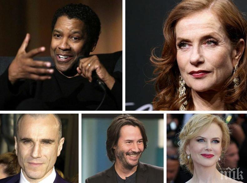 """Класация! """"Ню Йорк Таймс"""" определи най-добрите актьори на XXI век. Ето кои са те"""