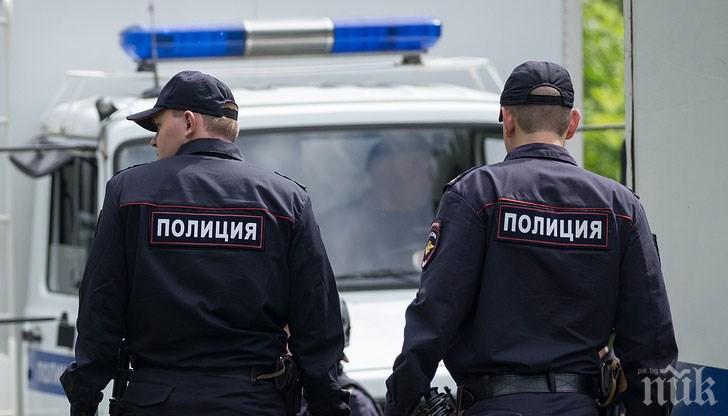 ИЗВЪНРЕДНО: Въоръжен мъж взе за заложници 6 деца в Санкт Петербург