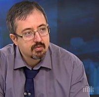Математикът Лъчезар Томов: Имаме плато на новозаразените, хората от рисковите групи не се пазят