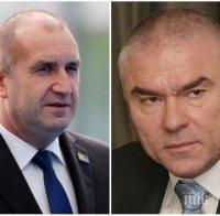 Веселин Марешки към Хекимян: Защо не питате Радев за неговата Конституция? Президентът се изпокри като мишка