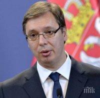 Сръбският президент очаква възобновяване на диалога с Прищина през май
