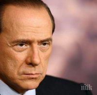 Берлускони с влошено здраве след COVID-19
