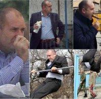 Румен Радев с 4 работни работни дни срещу 15 бона - надницата му скочи на 4000 лв.! Президентът тотално абдикира в кризата
