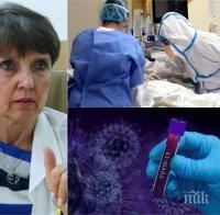 Пулмолог с важни подробности за коронавируса: Протича на два етапа, високата температура е защитна реакция на организма срещу вируса! Лекарите работят 24 часа без глътка въздух и капка вода