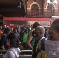 Медици в Мадрид на протест разади орязани пари за здраве