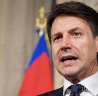"""Премиерът на Италия остро: Забавянето на """"Пфайзер"""