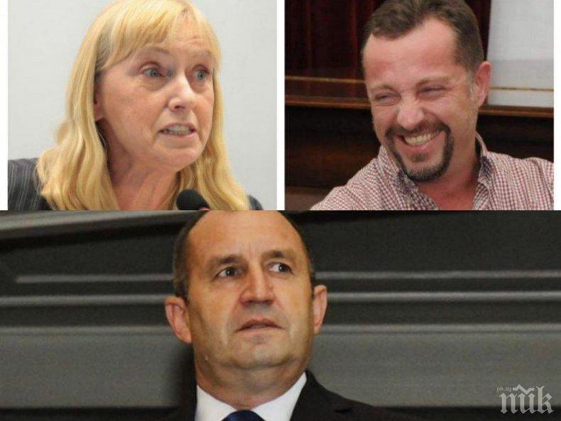ГОРЕЩО В ПИК: Ето кои са наследниците на агенти на РУМНО и ДС в заговора срещу Борисов