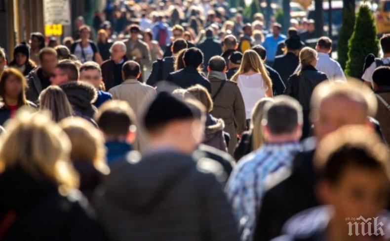 ТРЕВОЖНО: НСИ прогнозира рязък скок в смъртността през 2020 г.
