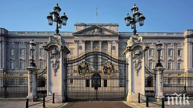 ШОКИРАЩО ПРЕСТЪПЛЕНИЕ: Кралски служител краде от Бъкингамския дворец