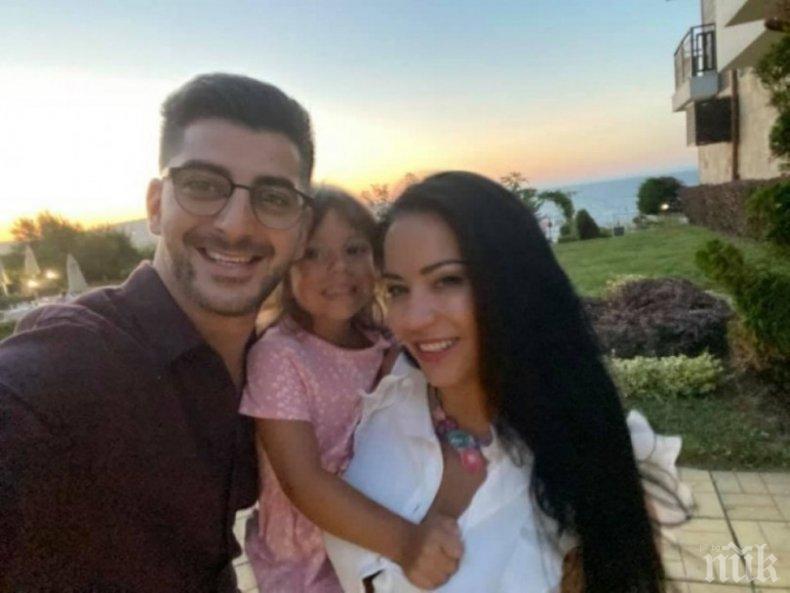 ОКОНЧАТЕЛНО: Сашо Кадиев заряза жена си и детето, Катето Евро в ужас