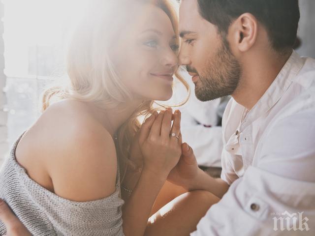 Проучване установи - колко време е нужно, за да се влюбите