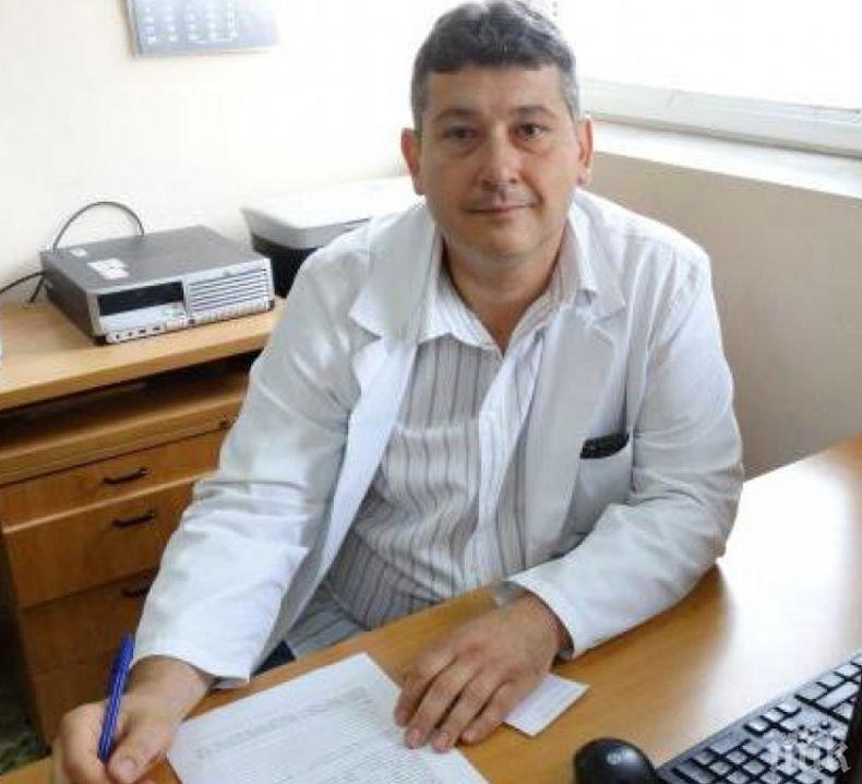 Доц. Константин Димов: От 35 лицево-челюстни хирурзи в България, по специалността си работят десетима