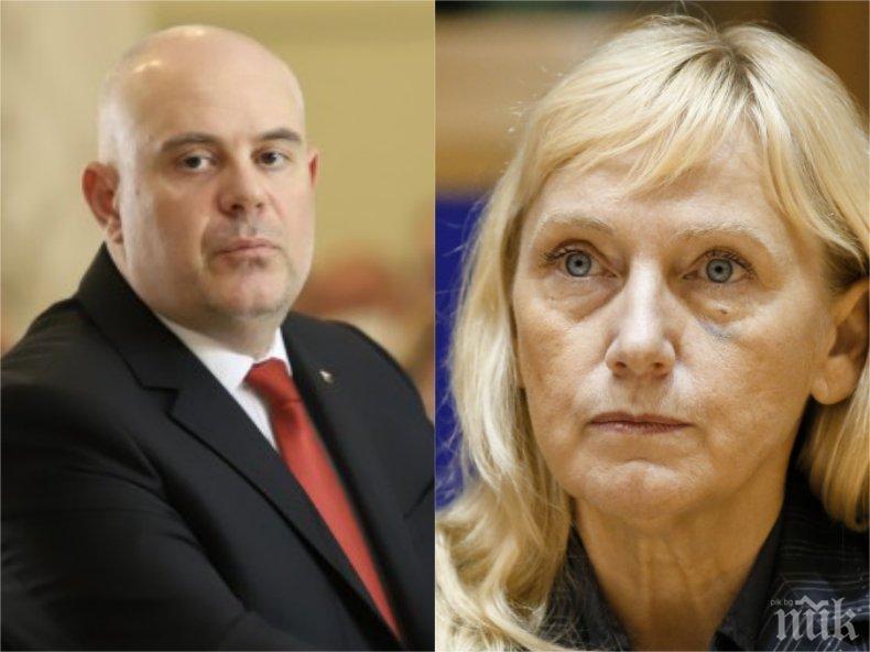 МЪЛНИЯ В ПИК: Елена Йончева трепери за имунитета си в ЕП - правната комисия решава в четвъртък дали отива на съд за пране на пари от КТБ през офшорка